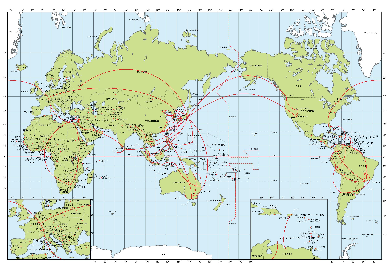 世界地図 世界地図 無料 : 100回記念の記事的な何か - 世界 ...